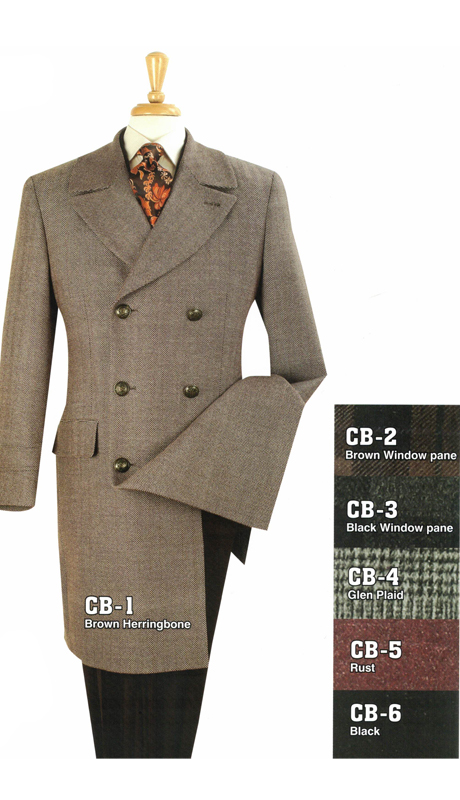 Iconic CB-1 ( 1pc Fashion Coat )