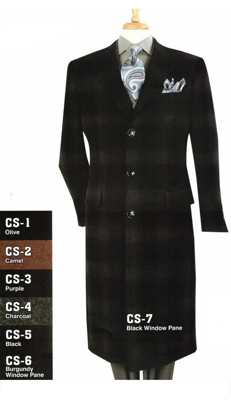 Iconic CS-7 ( 1pc Classic Coat )