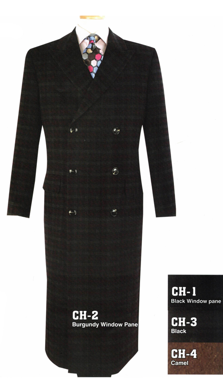 Iconic CH-2 ( 1pc Classic Coat )