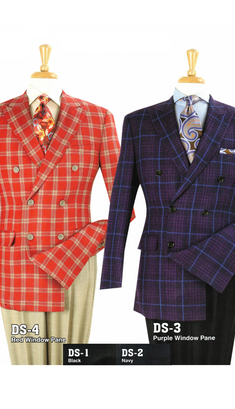 Iconic DS-4 ( 1pc Sports Coat With Half Belt )