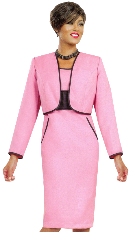 Ben Marc 11378 ( 2pc Dress And Jacket Set For Church )