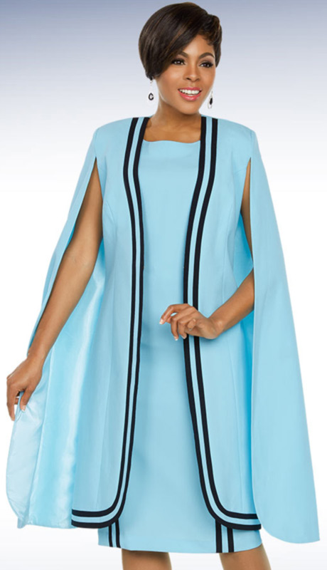 Ben Marc Executive 11775-SK ( 2pc Church And Career Dress )
