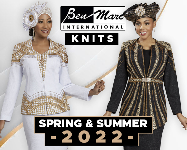 Exclusive Knits By Ben Marc Spring And Summer 2020
