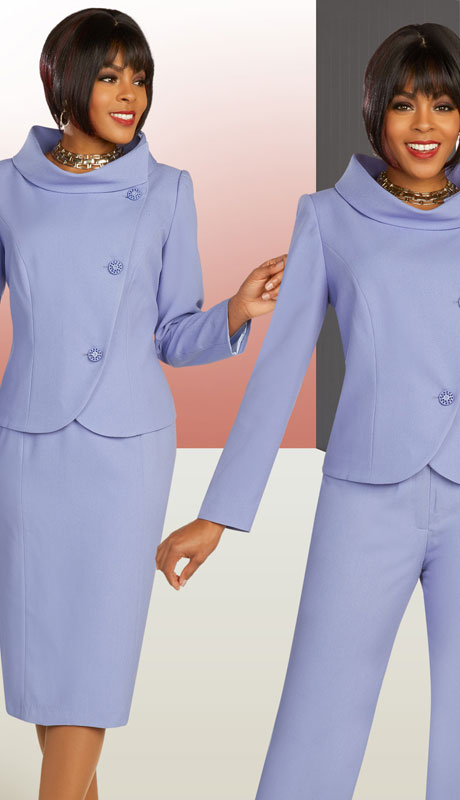 Ben Marc Executive 11867-PE ( 3pc Womens Church And Career Wardrober Set )