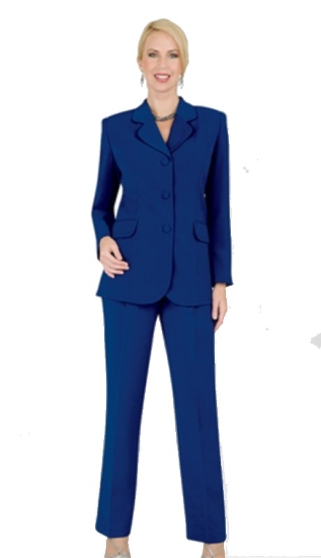 Ben Marc Executive 10495 ( 2pc  3-button Pant Suit )