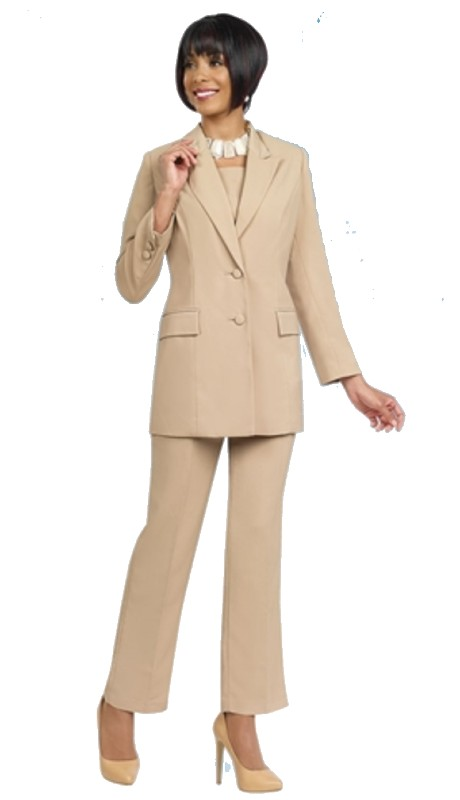 Ben Marc Executive 10499 ( 2pc Pant Suit )