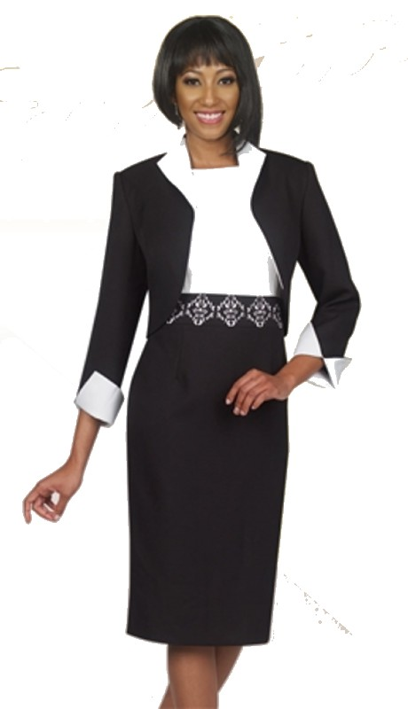 Ben Marc Executive 11402 ( 2pc Jacket Dress )