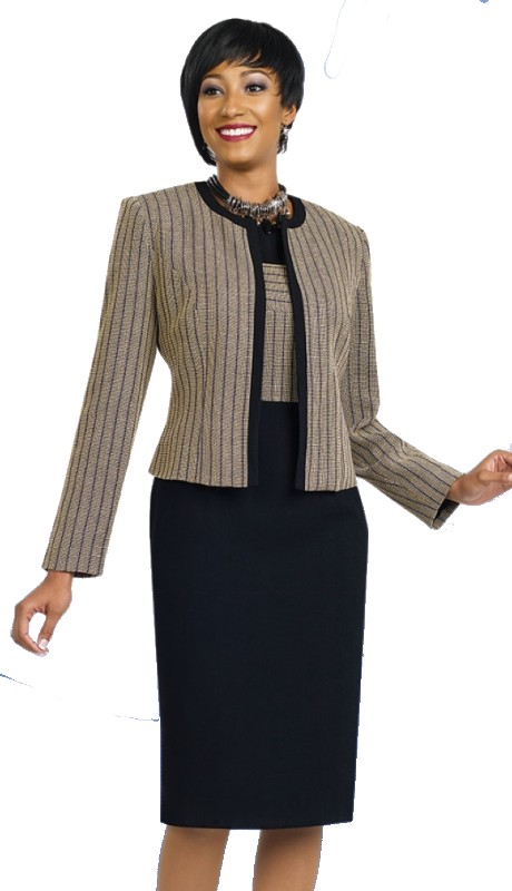 Ben Marc Executive 11455 ( 2pc Jacket Dress )