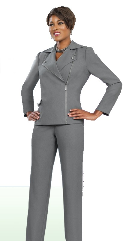 Ben Marc Executive 11489 ( 2pc Women Career Pant Suit )