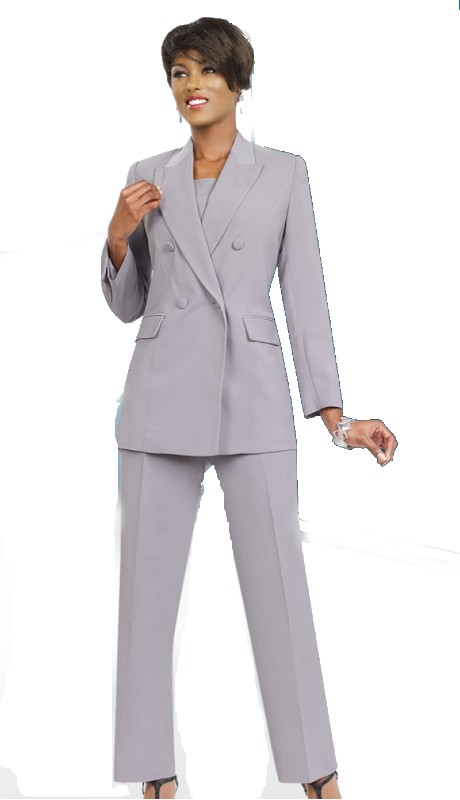 Ben Marc Executive 11573 ( 2pc Womens Career Pant Suit )