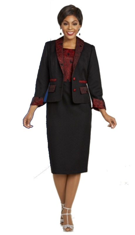Ben Marc Executive 11834 ( 2pc Jacket Dress )