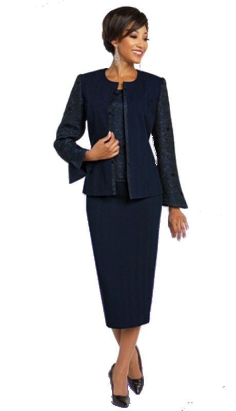 Ben Marc Executive 11835 ( 3pc Suit )