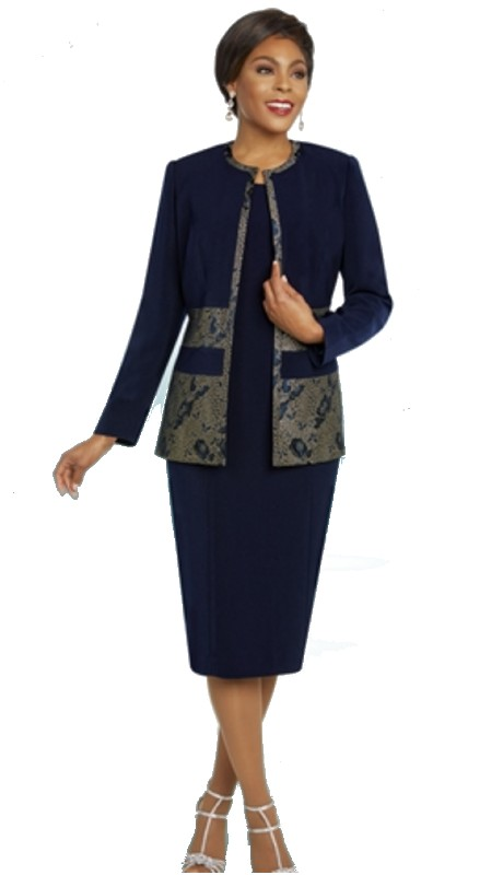 Ben Marc Executive 11837 ( 2pc Jacket Dress )