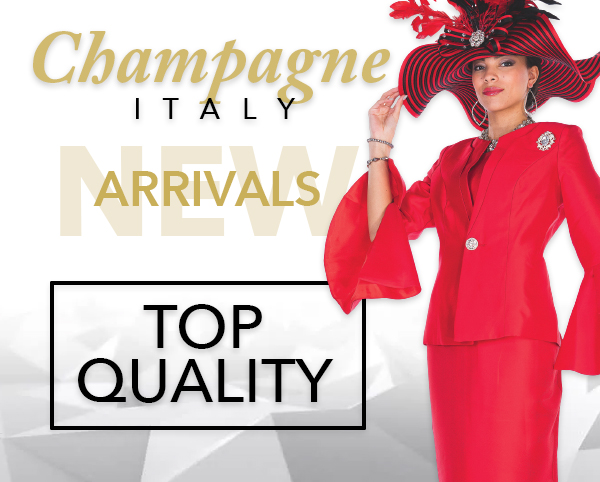 Champagne Italy Womens Suits Spring And Summer 2019