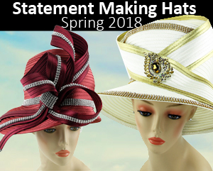 Designer Hats Spring And Summer 2018