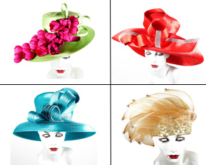 Designer Hats Spring And Summer 2017