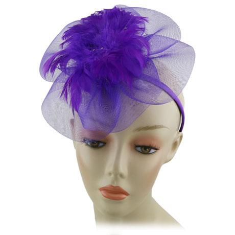 Fascinator 8045-CO ( Church Hat )