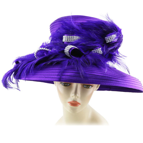 Church Hat 8413