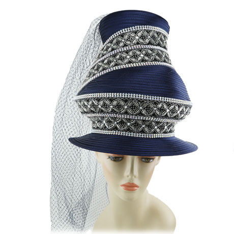 Church Hat 8414