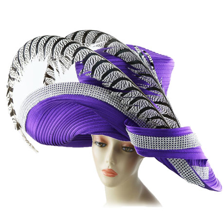 Church Hat 8417