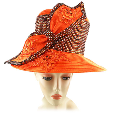 Church Hat 8420