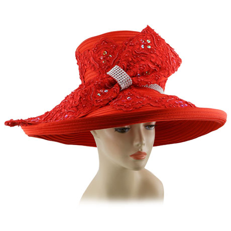 Church Hat 8428