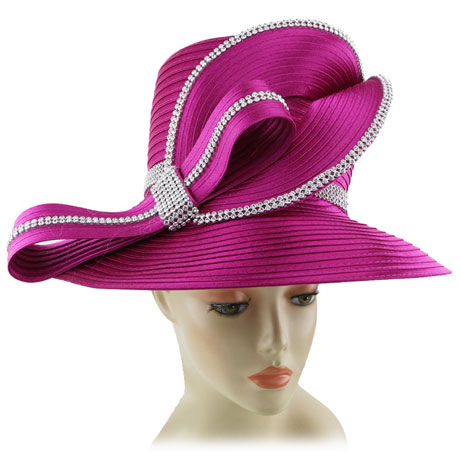Church Hat 8438