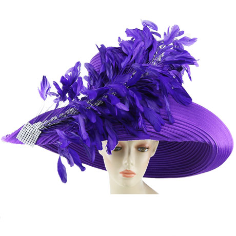Church Hat 8403