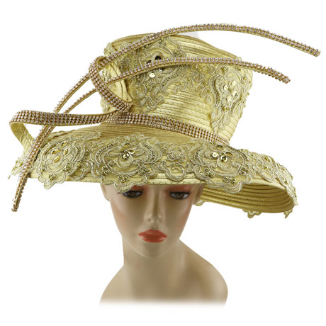 Church Hat 8443