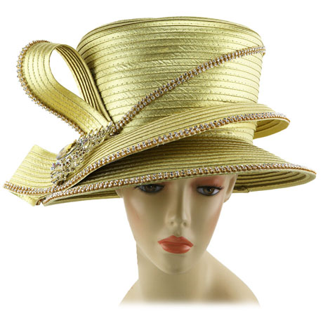 Church Hat 8453