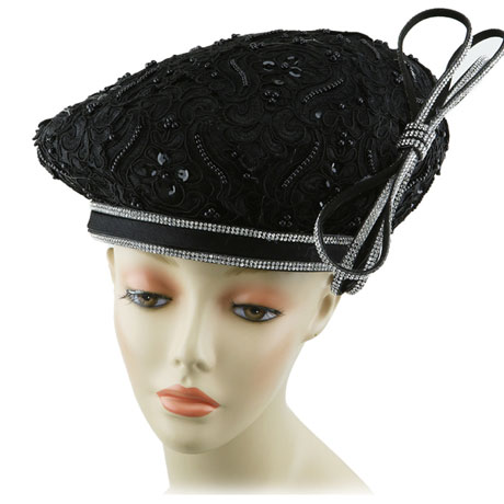 Church Hat 8454