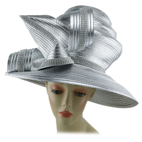 Church Hat 8458