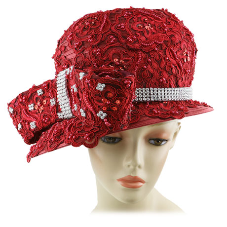 Church Hat 8464