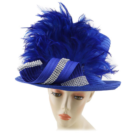Church Hat 8465
