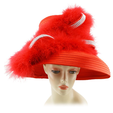 Church Hat 8466