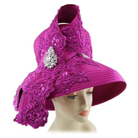 Church Hat 8406
