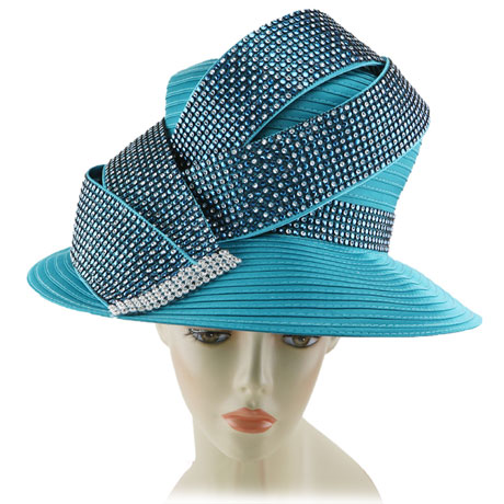 Church Hat 8407