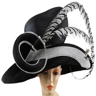 Church Hats 8602