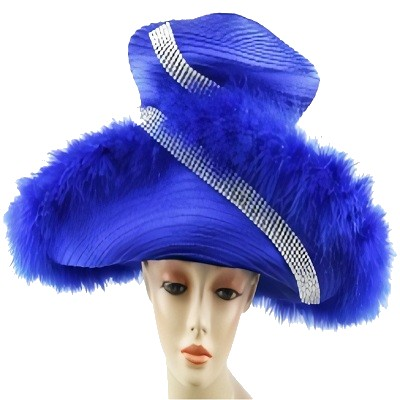 Church Hats 8607