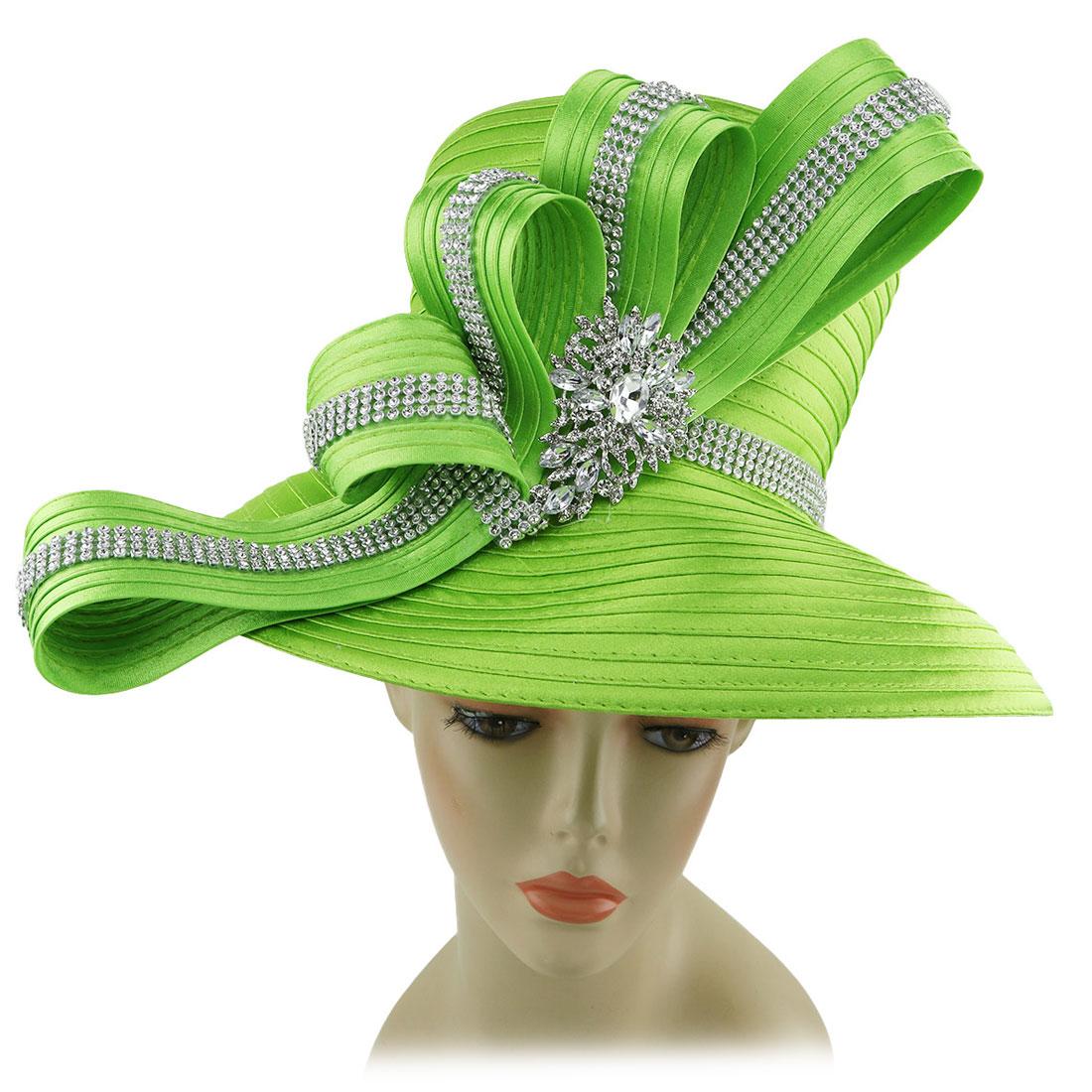 Church Hat 8509