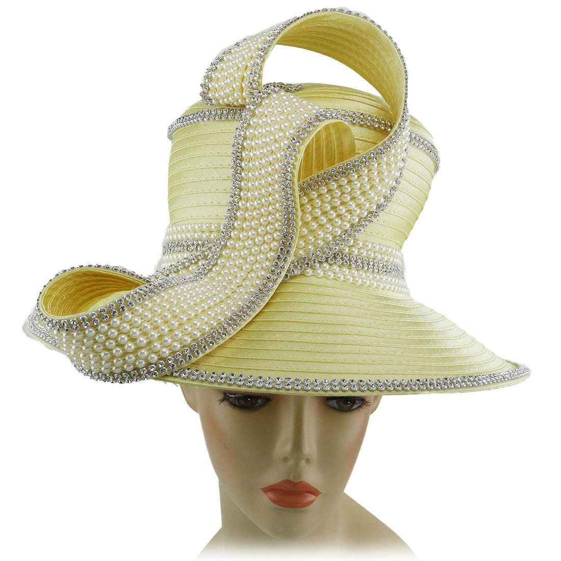 Church Hat 8522