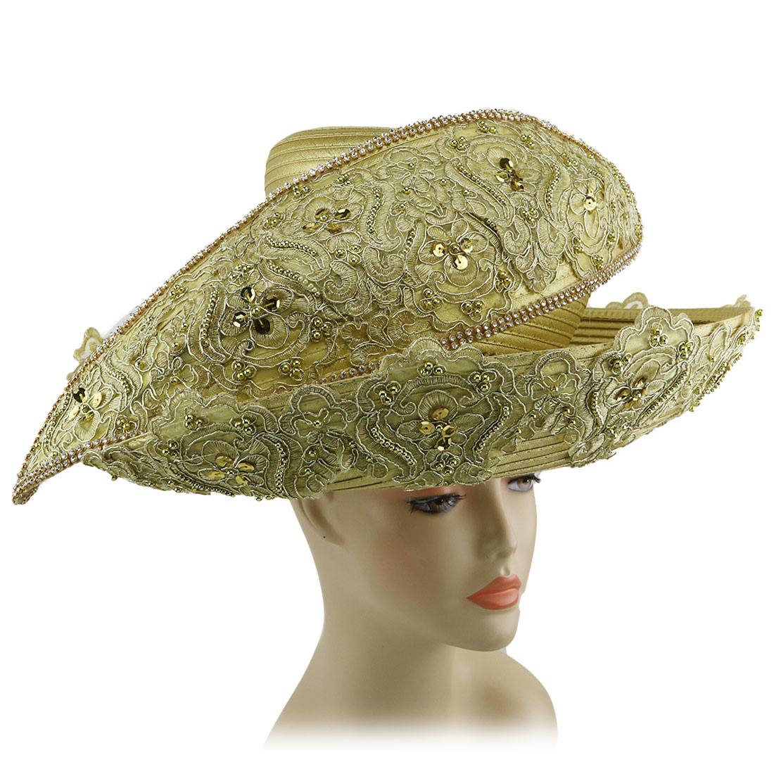 Church Hat 8528