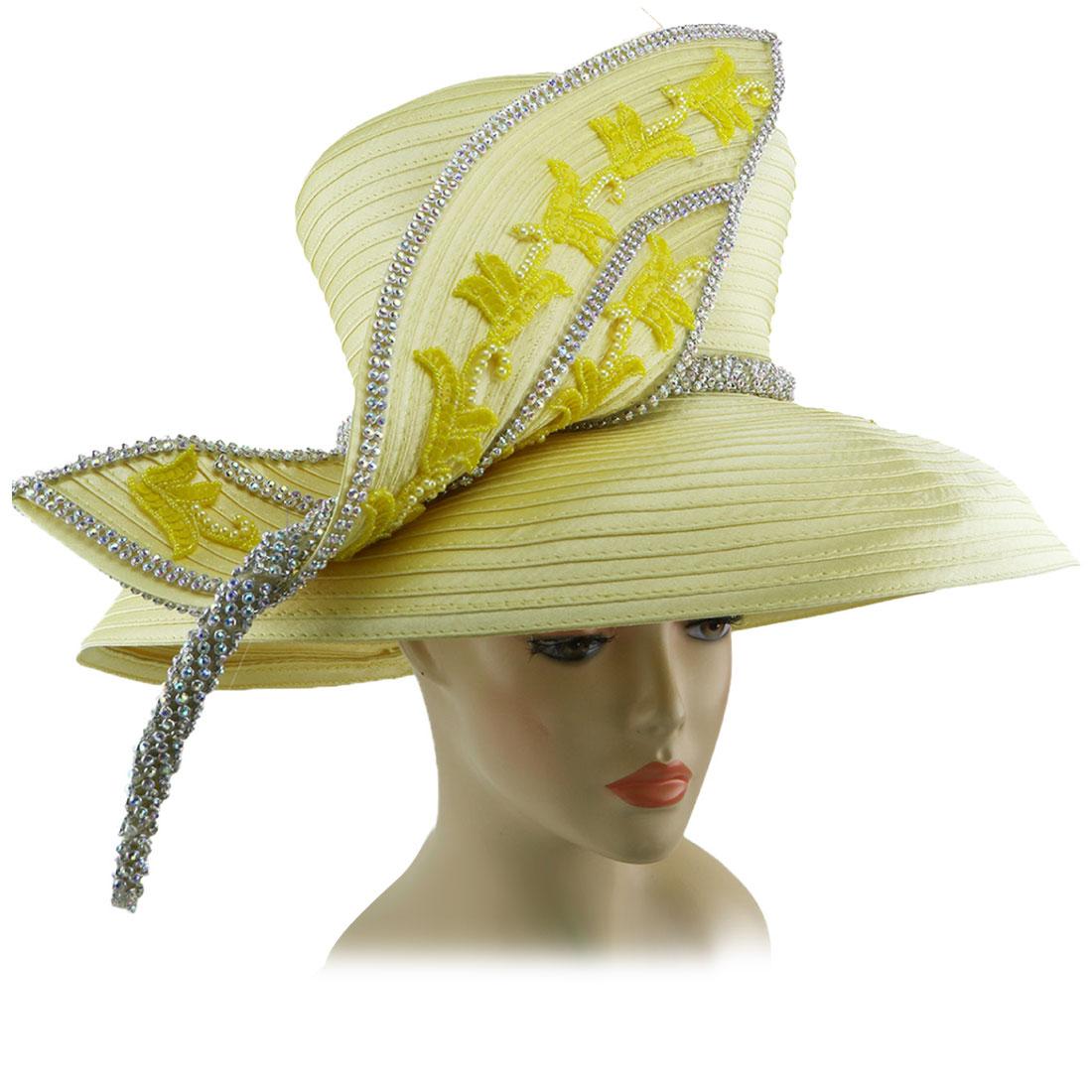 Church Hat 8502