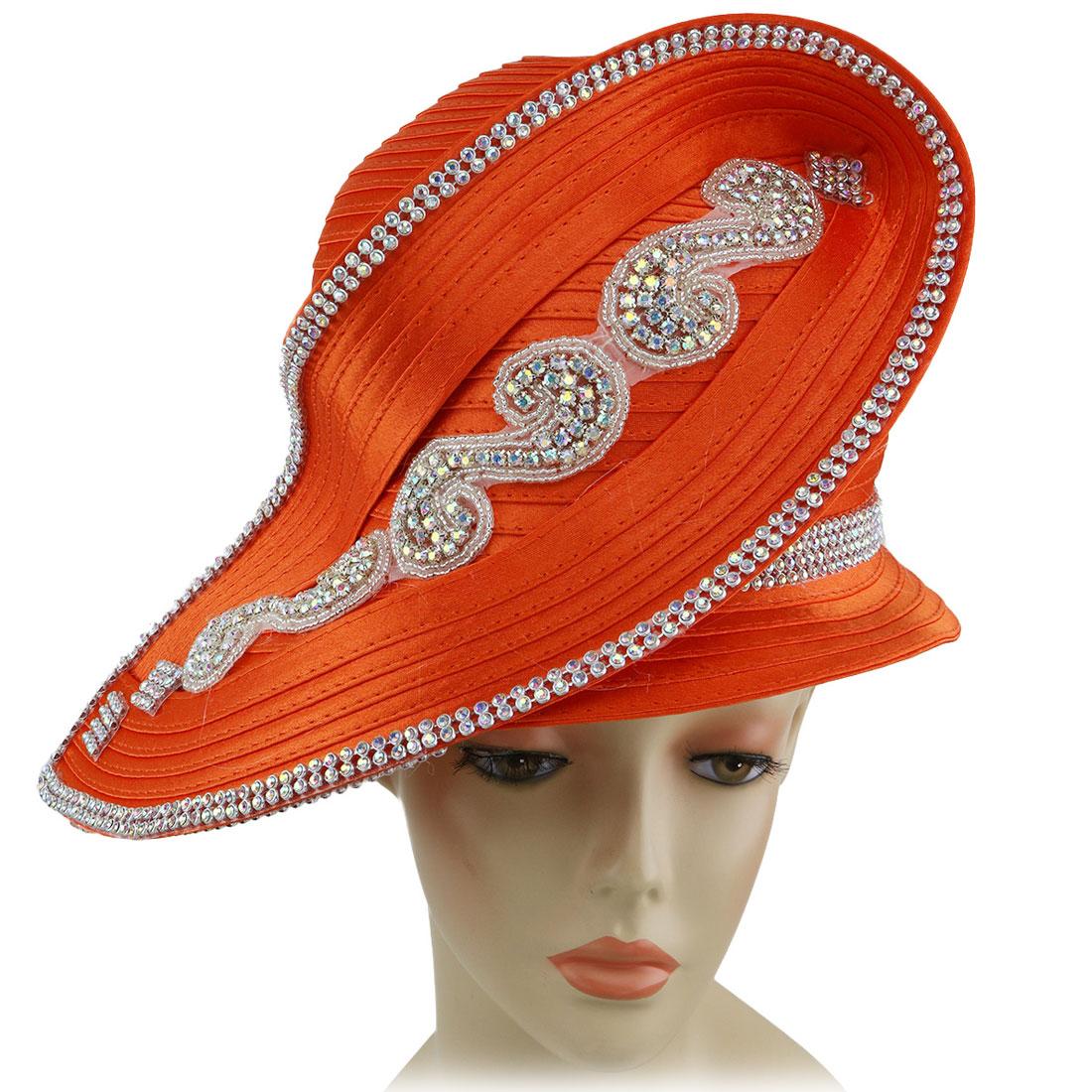 Church Hat 8534