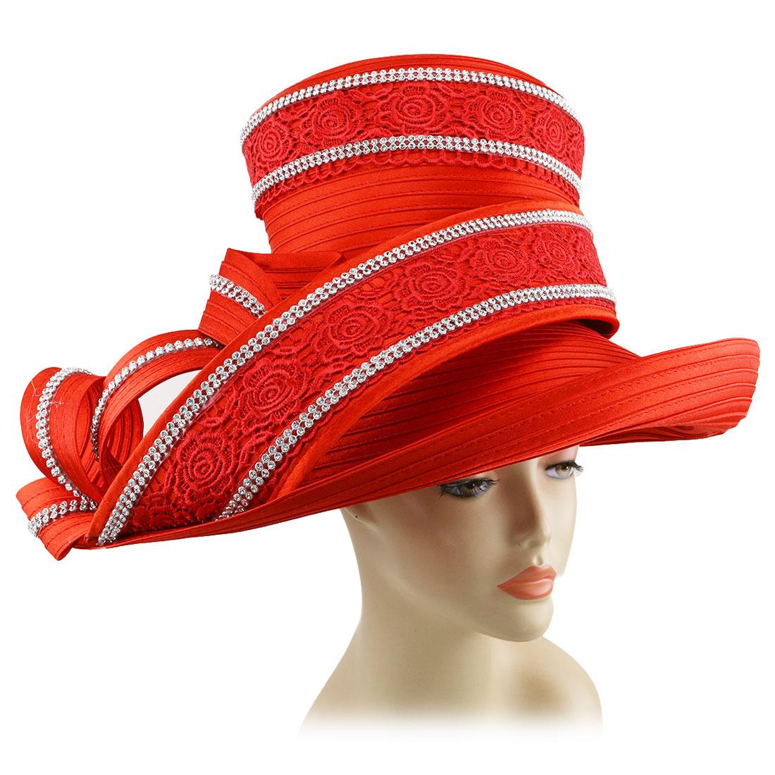 Church Hat 8540