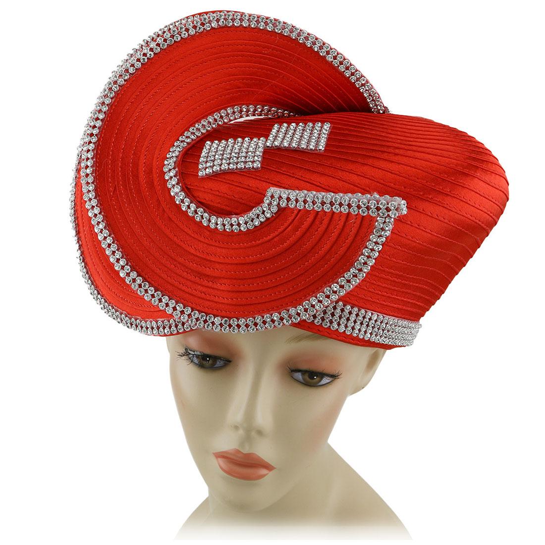 Church Hat 8555