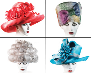 Sunday Church Hats Spring And Summer 2017