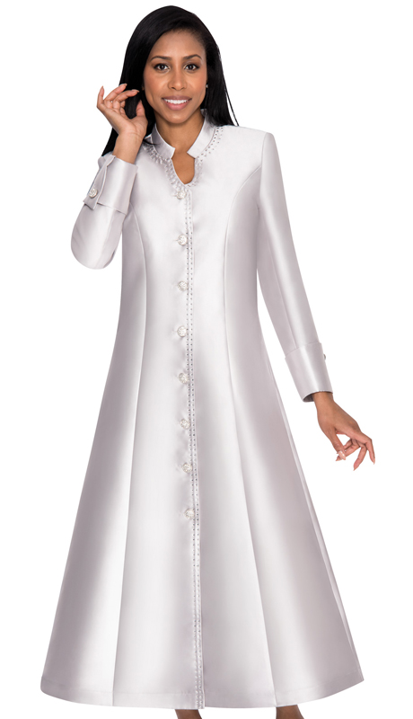 DN5881-SIL-CO ( 1pc GMI Church Robe )