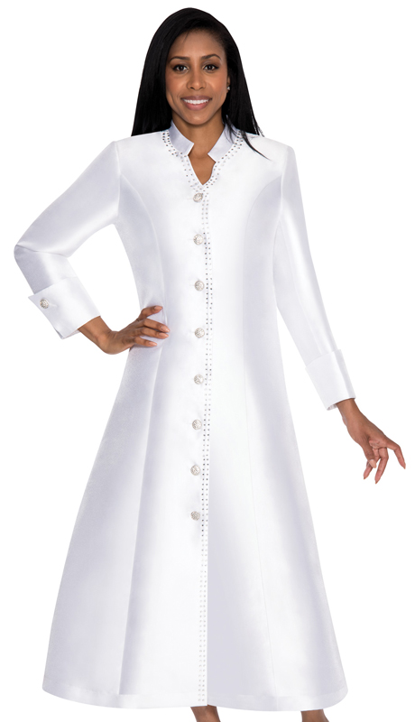 DN5881-WH-CO ( 1pc GMI Church Robe )