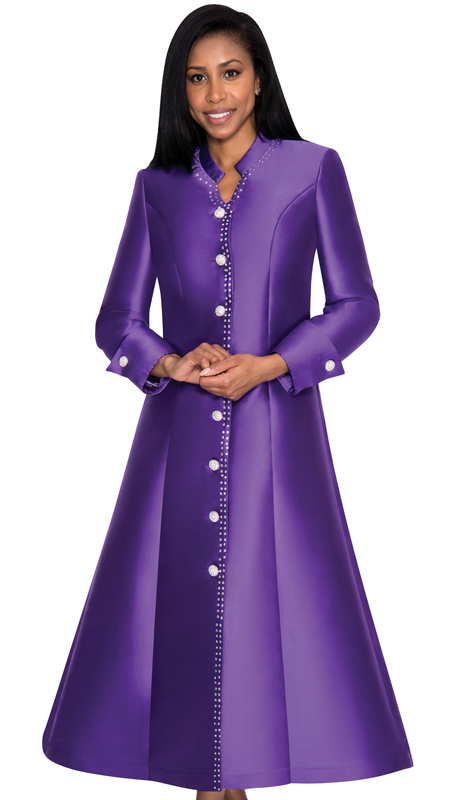 DN5881-PUR-CO ( 1pc GMI Church Robe )